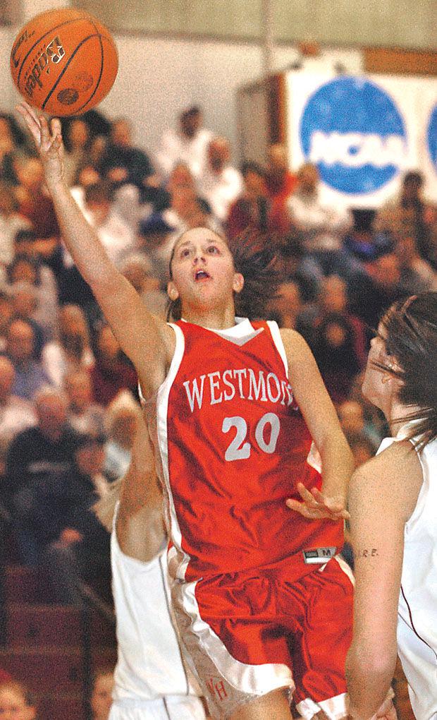 Westmont Britcher 18 -- Westmont vs. Greensburgh Central Catholic