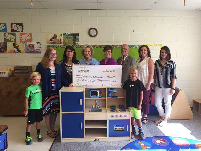preschools in terre haute in preschool receives grant from community foundation local 373