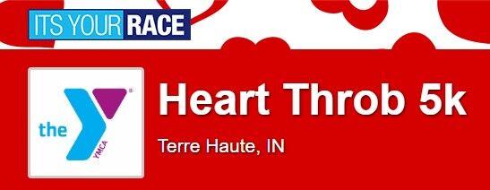 Vigo County YMCA Heart Throb 5K