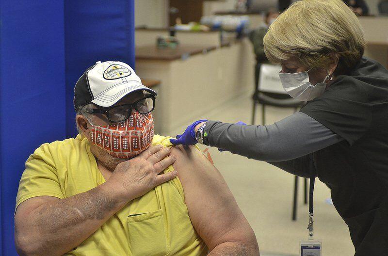 Vigo vaccinations off to good start