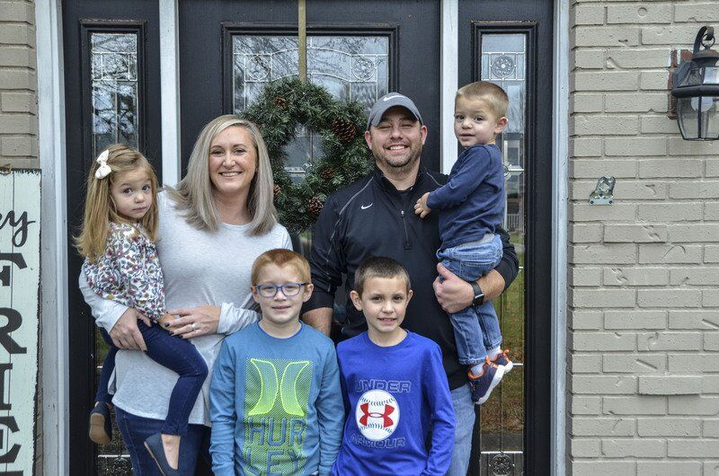 COVID-19 turns life upside down for educators' family