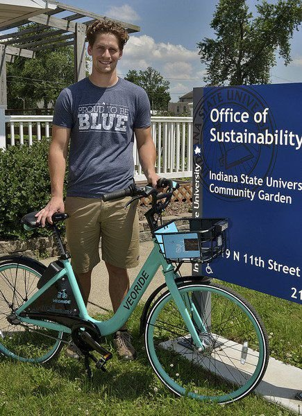 ISU has new bikeshare program