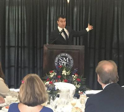 Todd Young touts U.S. economy in speech to T.H. Chamber of Commerce