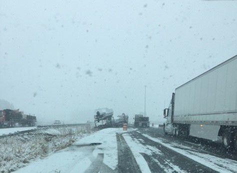 Update Vigo County Crash Among Weather Related I 70 Accidents