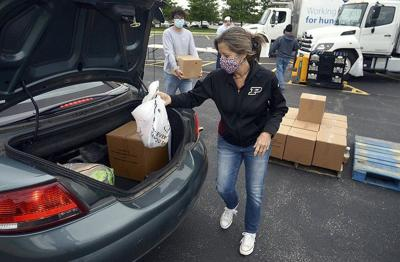 Need for food grows in Terre Haute area