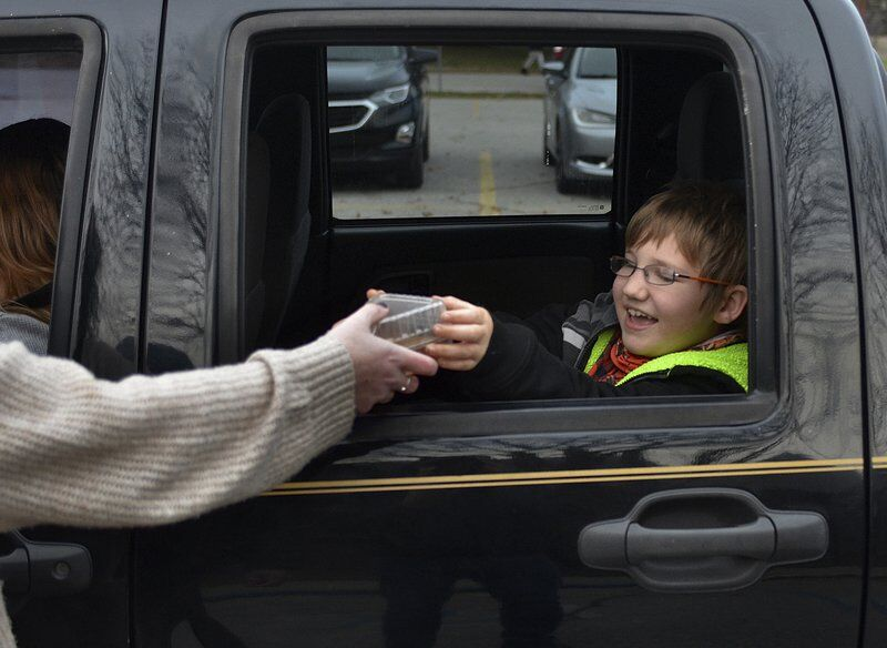 Goodness to Go: CASY switches to drive-through format for Thanksgiving meal