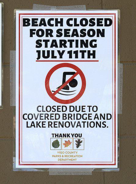 Lake at Fowler Park closes for season