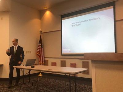 Candidate explores ways to 'make Terre Haute a great American city'