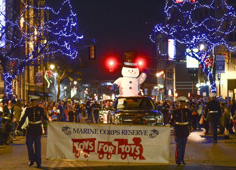'Miracle' events this weekend, culminating with Christmas Parade