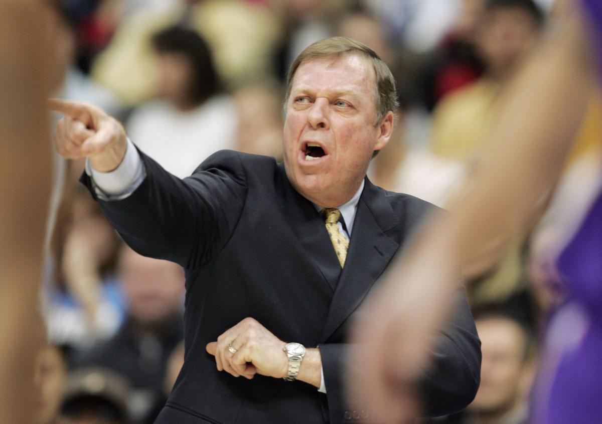 UPDATE Frank Hamblen was a revered NBA basketball coach