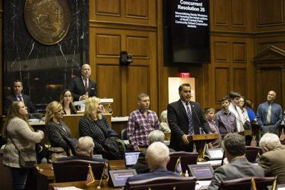 Lawmakers honor students who responded to medical emergency