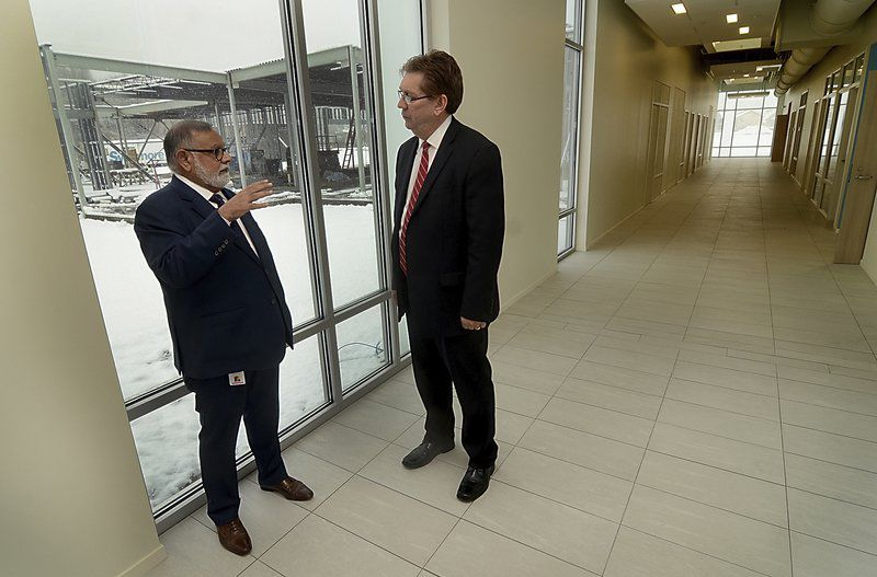 Expanded Mental Health Hospital Opens On Terre Haute S Southside