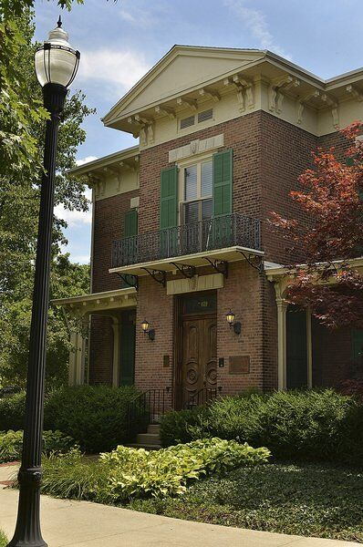 Lloyd Benjamin charts ISU's history through its buildings, presidents