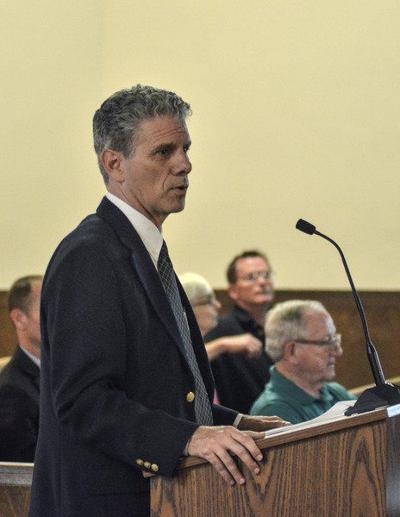Haworth updates City Council on school finances