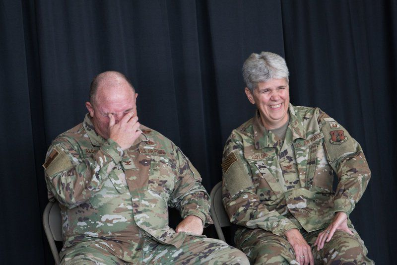 181st Intelligence Wing makes history