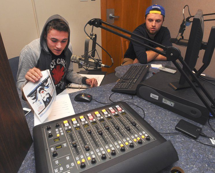 The edgy forum known as 'college radio' is experiencing a large evolutionary step in Terre Haute