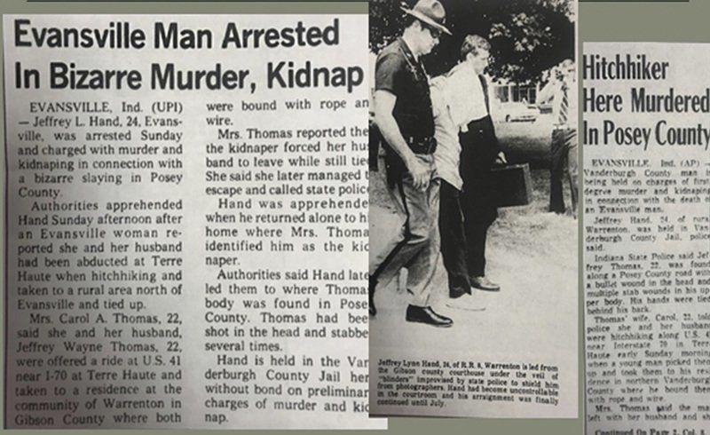 Could solved cold case unravel Harmeier homicide?