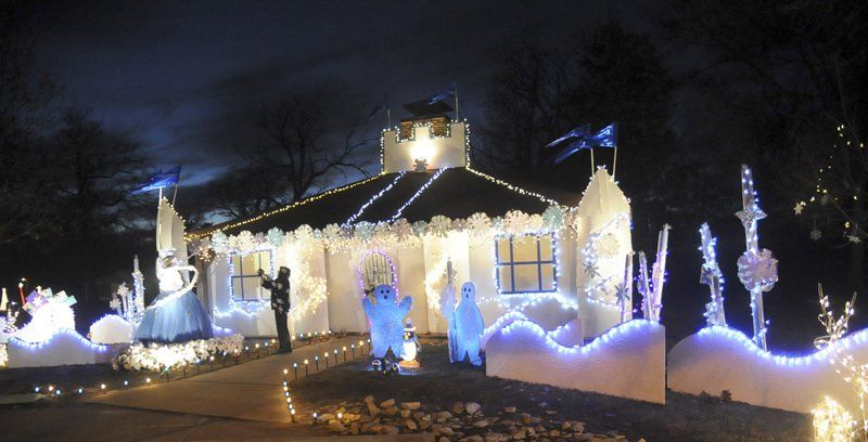 Deming Park Christmas Lights 2020 Deming Park alight with glowing holiday exhibits | Local News