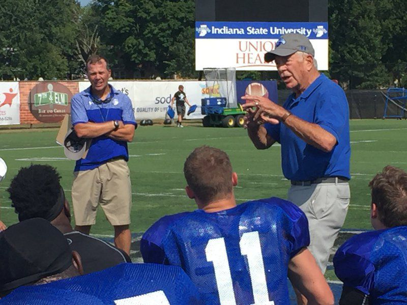 Isu Football Adjusts Calendar To Get Ready For Eiu Indiana State