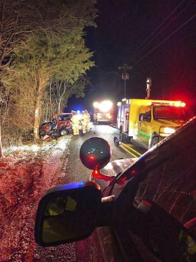 Driver killed in Putnam County crash   Local News   tribstar com