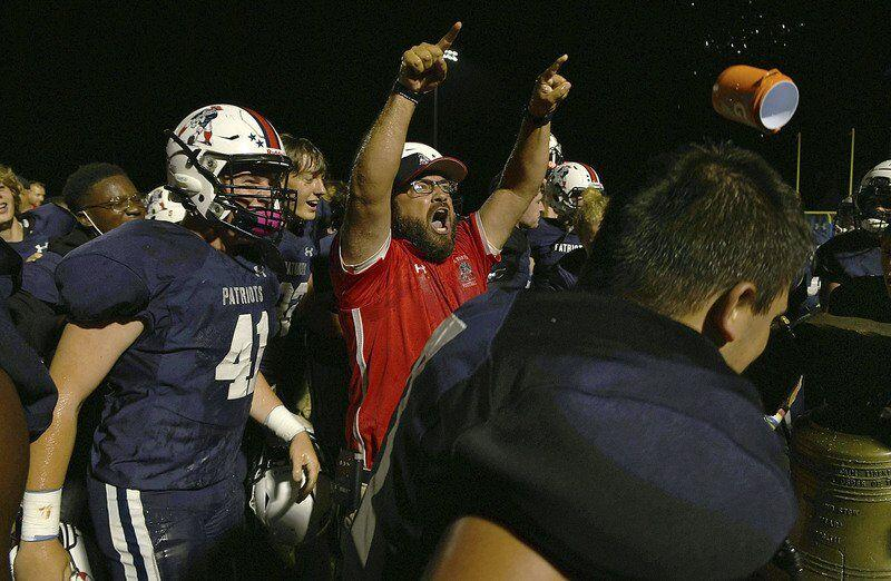 Patriots take quick lead, hang on for 20-14 win over Braves - Terre Haute Tribune Star