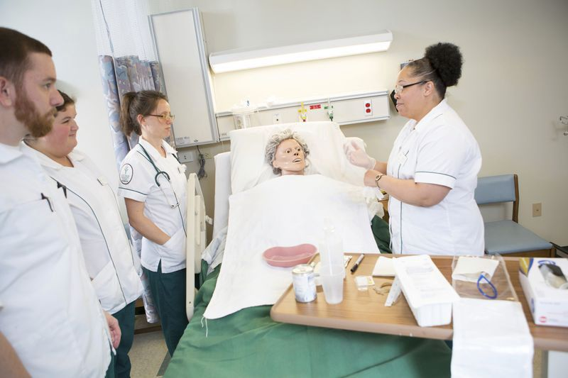 Ivy Tech Terre Haute nursing students acing national exams ...