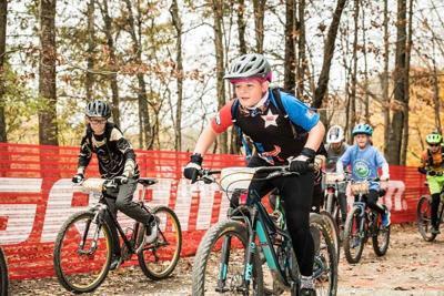 Mountain bike team recruiting participants, coaches