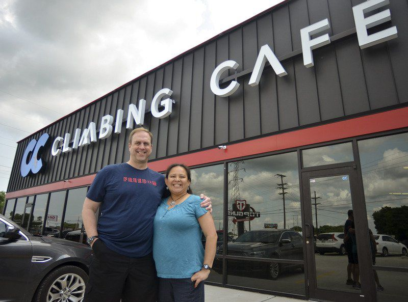 'Climbing Cafe' plans July opening