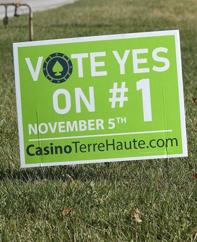 Pro-casino PAC raised $162,500 for election effort