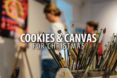Catholic Charities hosting 'Cookies & Canvas' event