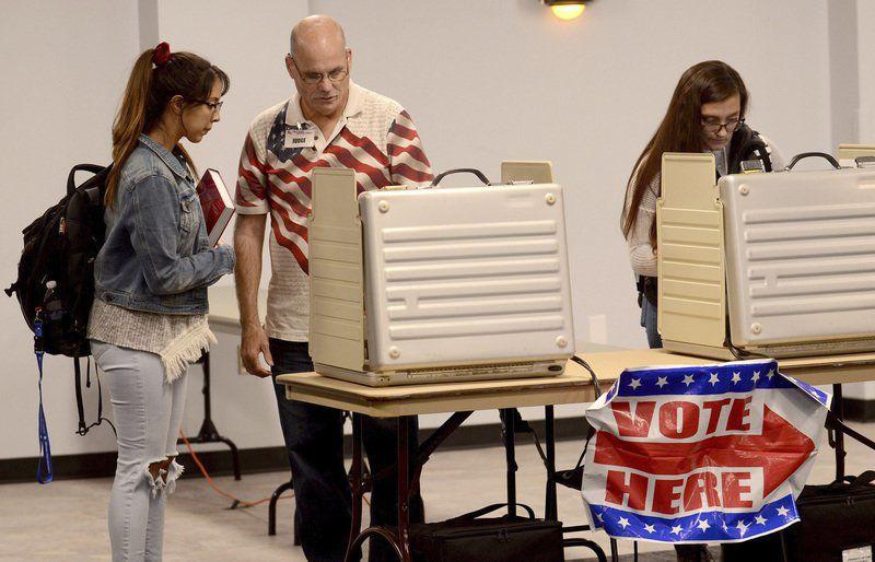 'Solidarity' wants ISU vote center kept open