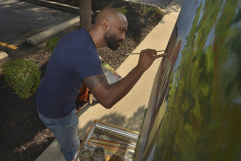 Gaslight gallery to reflect artist's time in Midwest