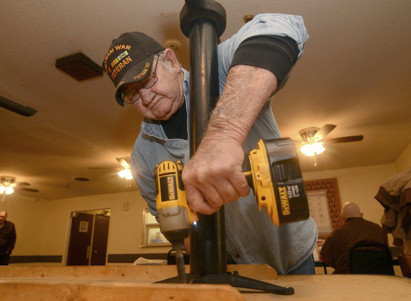 A place where veterans can find a home