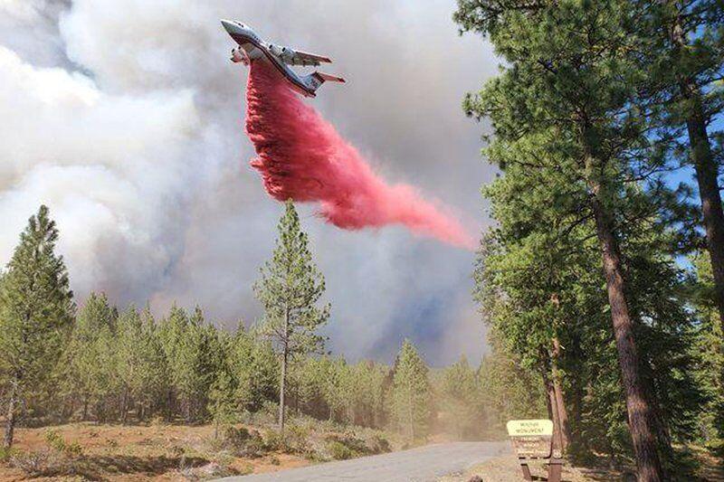 Fires in West bring haze to Hoosiers