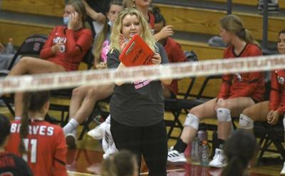 UPDATE: Fougerousse is no longer South's volleyball coach