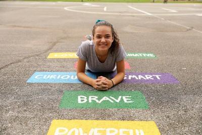 MARK BENNETT: Teen helps give kids a splash of hope, learning