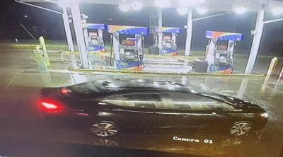 Suspect vehicle 11232020