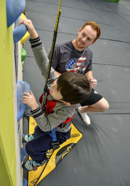 Climbing Cafe opens on South 7th Street