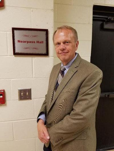 Nearpass, music educator, honored at Wilson Middle School