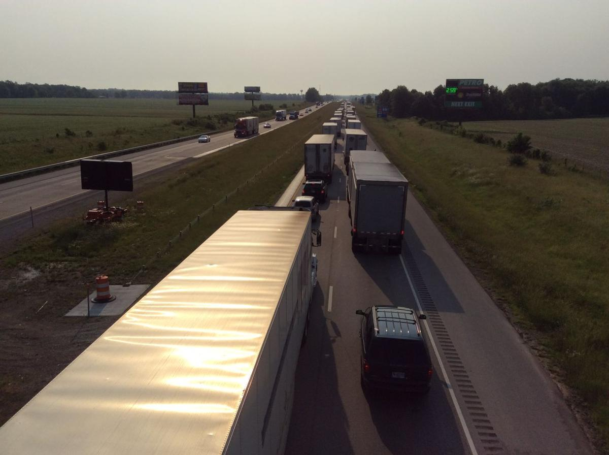 Indiana clay county harmony - Fatal Accident This Morning On Eastbound I 70 In Clay County News Tribstar Com