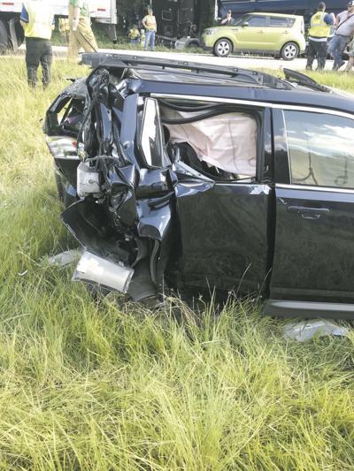 Two dead, one injured in I-70 eastbound crash | News | tribstar com