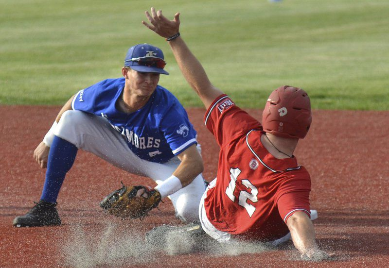 Trio of Sycamores selected in MLB draft