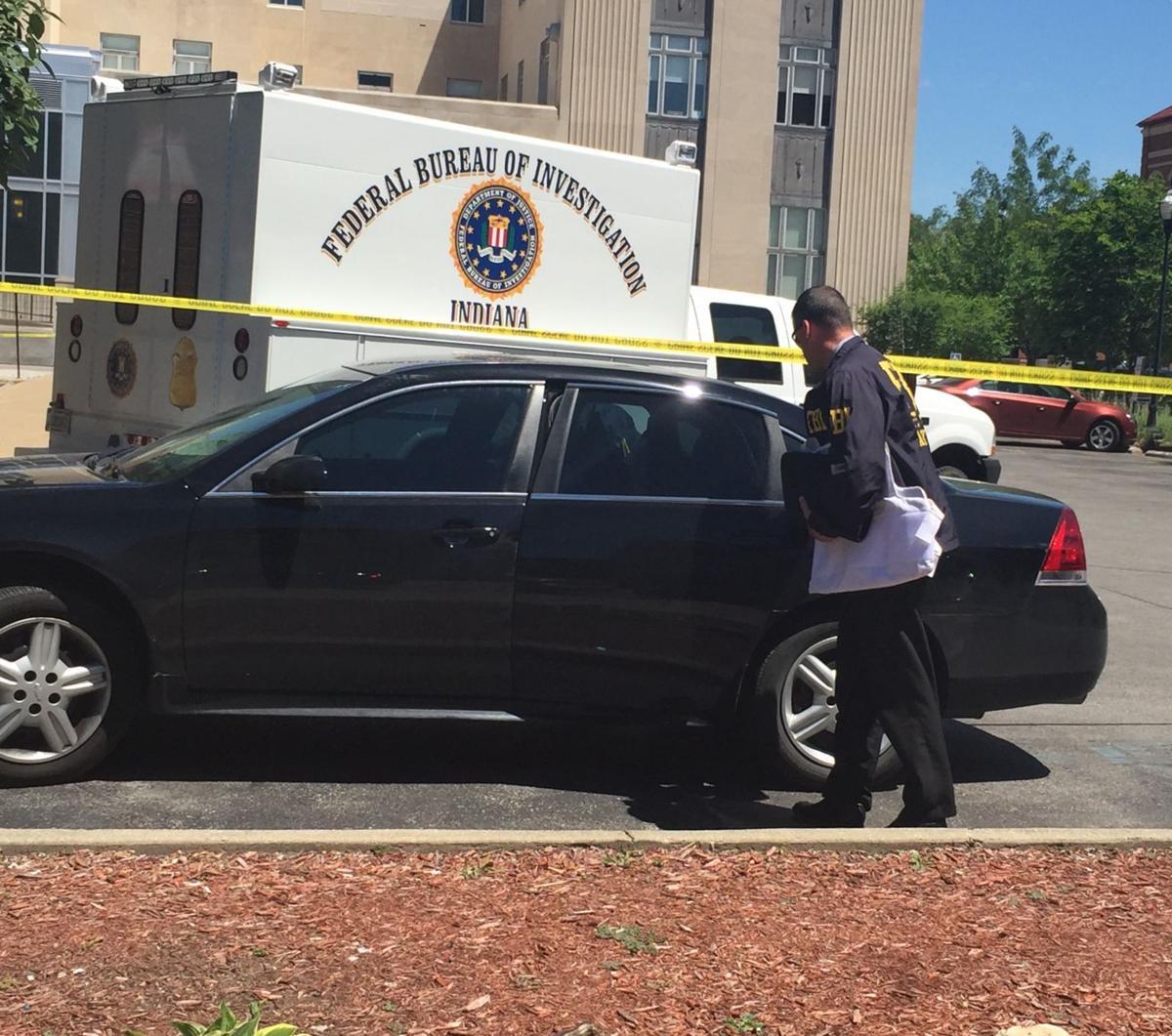 6 P.m. Update: FBI Agents Swarm Vigo County School Corp