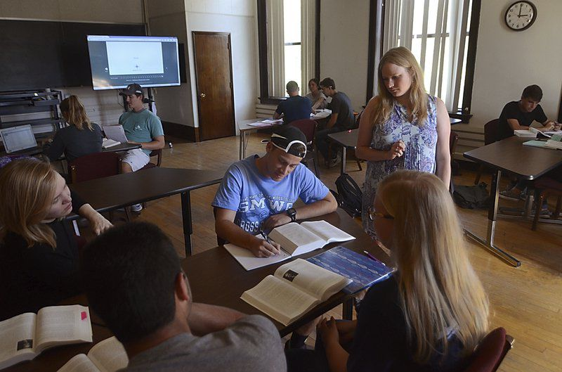 SMWC reports best on-campus enrollment since '70s