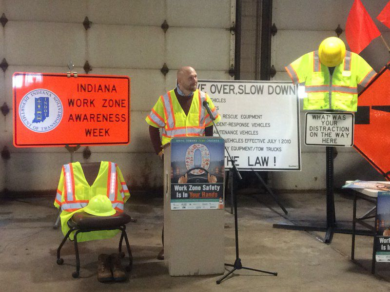 Caution in work can save a life, often drivers own