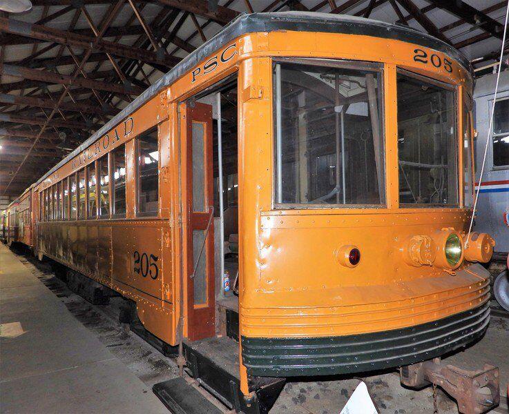 Mark Bennett: Streetcar 205 rare survivor of Terre Haute's pre-World War II transportation era