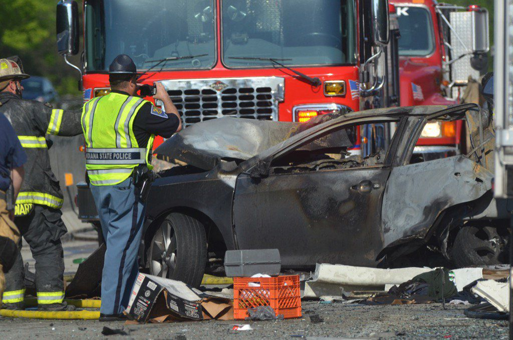 Update 2: Four dead as accident closes eastbound Interstate 70 ...