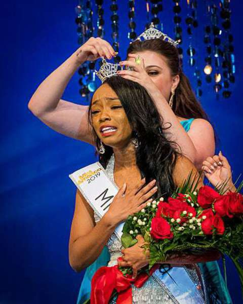 Miss Indiana State University named Miss Indiana