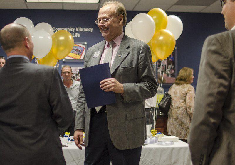 Business community bids Haynes farewell