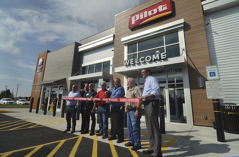 Marshall welcomes new Pilot Flying J truck stop